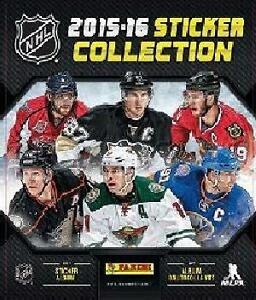 Panini 2015-2016 NHL Hockey Stickers for sale