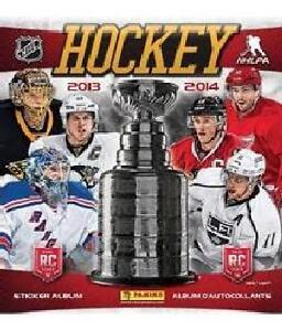 Panini 2013-2014 NHL Hockey Stickers to trade or for sale