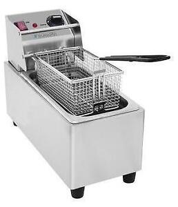 Commercial Countertop Fryer - Deep Fryers, Electric Fryers