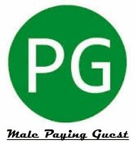 Male Paying Guest (Includes  Utility/Food/Internet