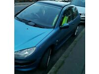 Peugeot 206 1.4 in good condition