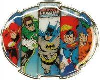 Brand NEW Sealed Justice League of America Belt Buckle