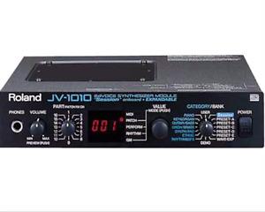 Roland jv 1010 midi synth module