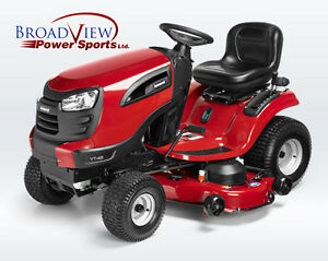 **HUGE SALE** LAWN TRACTORS - JONSERED - 0% FINANCE!! SAVE $1000