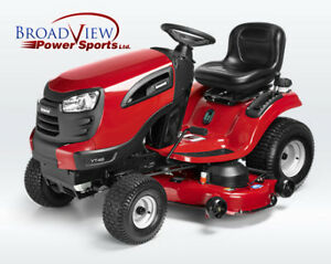 "**$80.00 PER MONTH** JONSERED 42"" RIDE ON LAWN MOWER $2299.95"