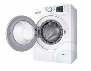 Samsung Bubble Wash 7.5kg Front Load Washing Machine Wollstonecraft North Sydney Area Preview