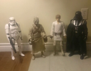 Star Wars Action Figures
