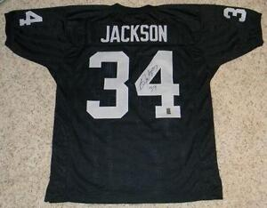 8438bed38cd Bo Jackson Signed Jersey