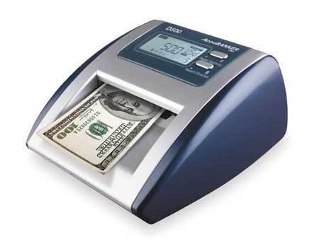 ACCUBANKER D500 Digital Counterfeit Detector