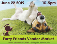 Furry Friends Vendor Market