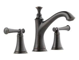 Brizio Lavatory Faucet, Venetian Bronze