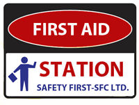 Emergency First Aid, CPR C and AED