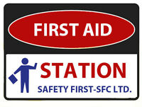 First Aid, CPR and AED courses