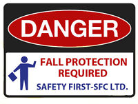 Fall Protection course (weekly classes!)