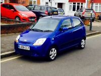 2008 Chevrolet Matiz 1.0, Long MOT, Full Service History, Low Miles, Cheap 4 Insurance, 5 Door Car