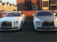 RollsRoyce 4 Any Occasion Wedding Proms Leisure