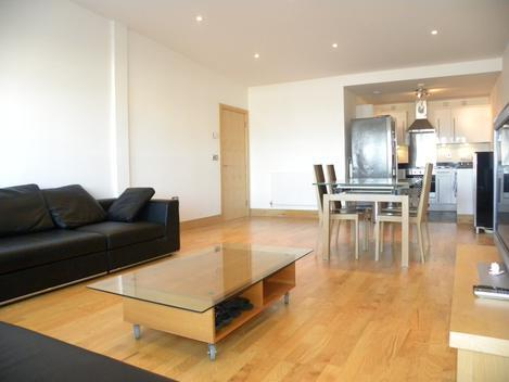 **Stunning penthouse property in the heart of the Docklands within a new build complex**