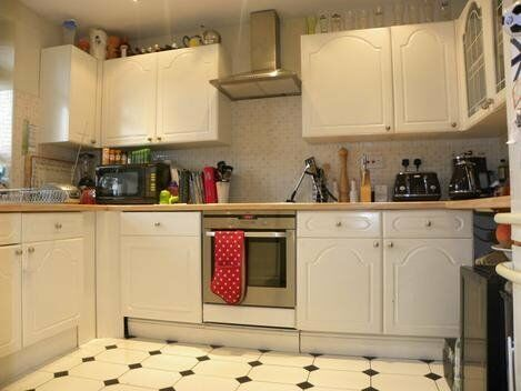 2 DOUBLE BEDROOM FLAT CLOSE TO OLD STREET - WENLOCK COURT N1