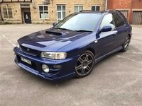 Subaru Impreza Wrx Turbo Japanese Import