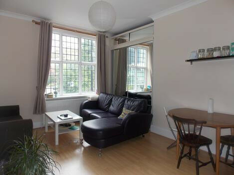 Unique one bedroom flat in North Kensington - W14