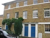 **Large One bedroom Ground Floor Flat ** Close to Denmark Hill station and Kings College Hospital.