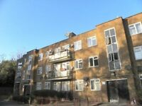 *** Two Double Bedroom Flat With Large Lounge & Private Balcony Available March 2018 ***