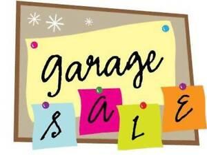 GARAGE SALE - WATERFORD ST ALDERLEY - 9AM SATURDAY 12TH