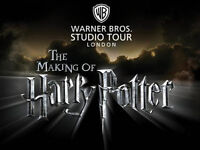 Warner Bros. Studio Tour London - The Making of Harry Potter - 2 Tickets