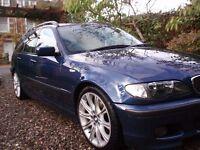 2003 BMW 320d M3 Tourer