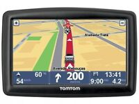 Tomtom xxl with full uk & european maps + accessories