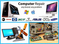 OXFORDSHIRE COMPUTER REPAIR - Same Day Collection And Repair