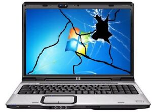 WANTED: BROKEN LAPTOPS UPTO $100 CASH WILL PICK UP