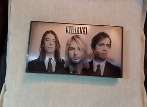 NIRVANA  3 CD DVD BOXED SET  WITH THE LIGHTS OUT !! BRAND NEW !
