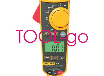 Fit For Fluke F319 Acdc Clamp Meterclamp Ammeter.