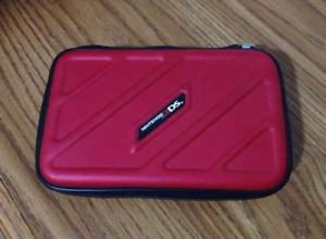 Nintendo 3DS Accessory Bundle (Carrying case and Hardshell case)
