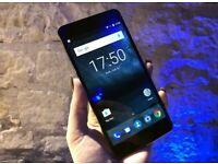 Nokia 6, Sim Free; Unlocked