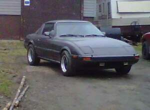 1982 mazda rx7 very good condition having fuel issues moved to a