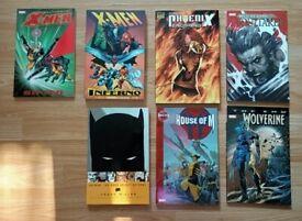 Marvel Comics books