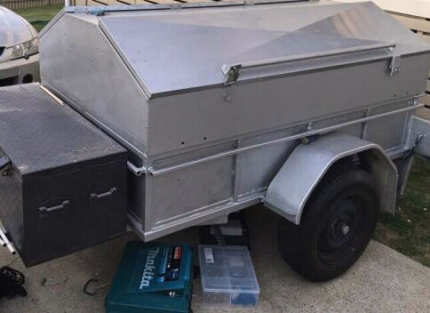 Tradesman trailer - 6 x 4 Newcastle Newcastle Area Preview