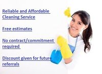 Cleaning lady looking for houses in Oshawa?whitby