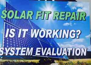 Solar Fit Repair Kingston Kingston Area image 1