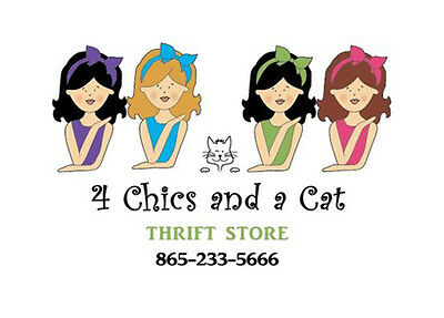 4 Chics and a Cat