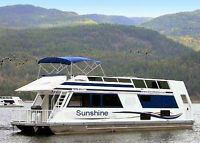 Sunshine Houseboat Vacation