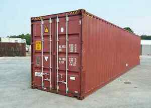 Storage and Shipping Containers at Low Delivered Prices Kitchener / Waterloo Kitchener Area image 1