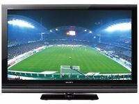 "Sony Bravia 40"" inch Full HD 1080p Flat LCD TV, Freeview built in Television, 3 x HDMI, not 43 39 42"