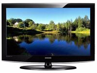 Samsung 32'' lcd tv builtin freeview Full HD 1080p with original remote control