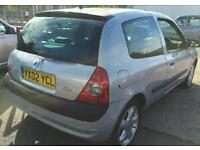Renault Clio 1.5 dci ( 12 Months MOT+ £30 TAX + Cheap Insurance ) Ideal Firsy Car