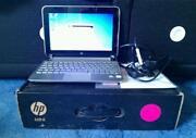 HP Mini 210 Netbook