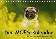 Mops Kalender