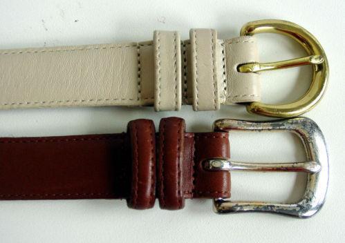 used leather belts lot ebay